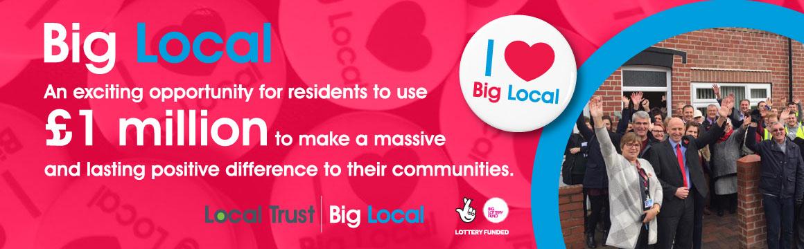 Local Trust | Goldthorpe Bolton Big Local