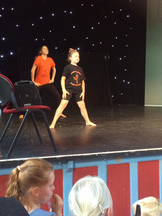 Goldthorpe Bolton Community Fun Day on Stage
