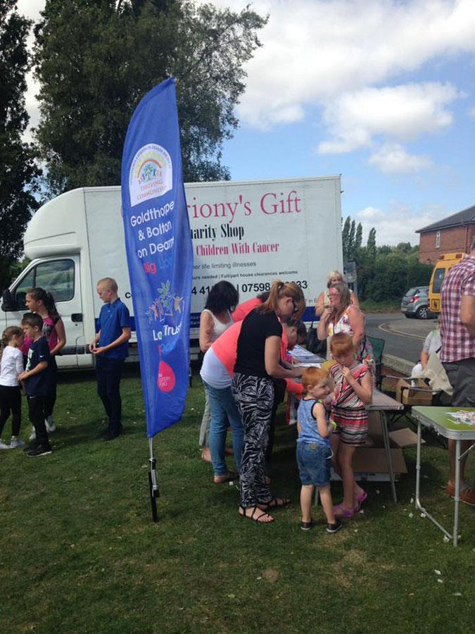Goldthorpe Bolton Community Fun Day 2016