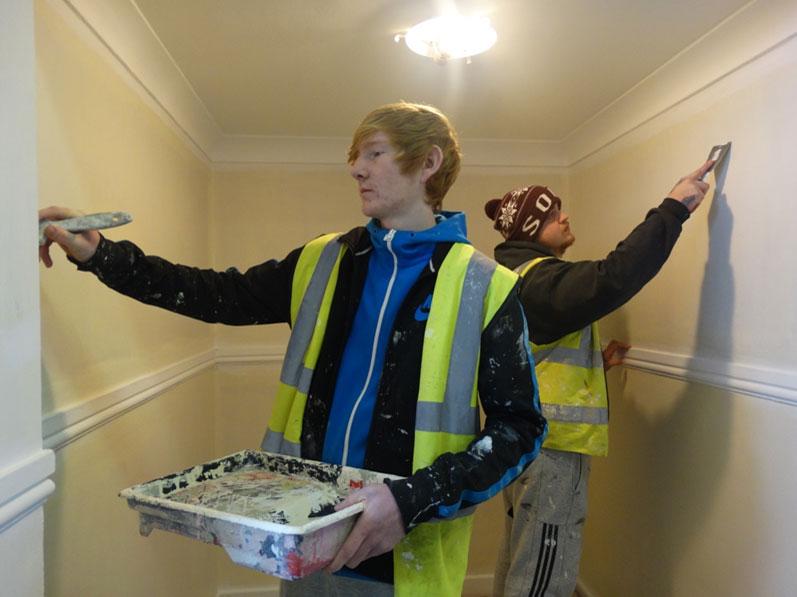 Dearne Community Housing - Property Maintenance Repair