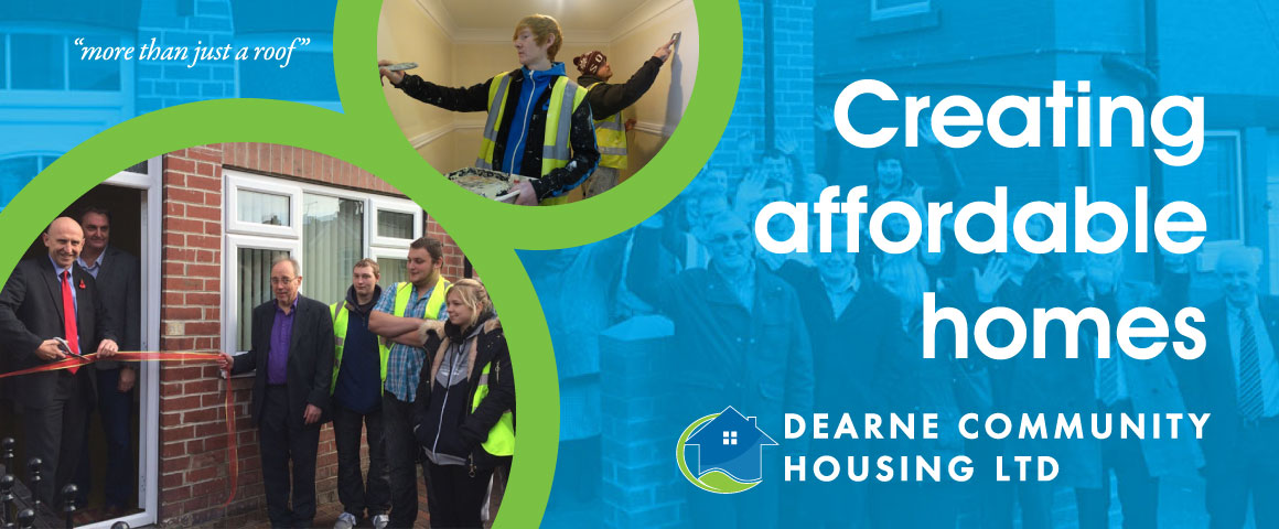 Dearne Community Housing - Creating Affordable Homes