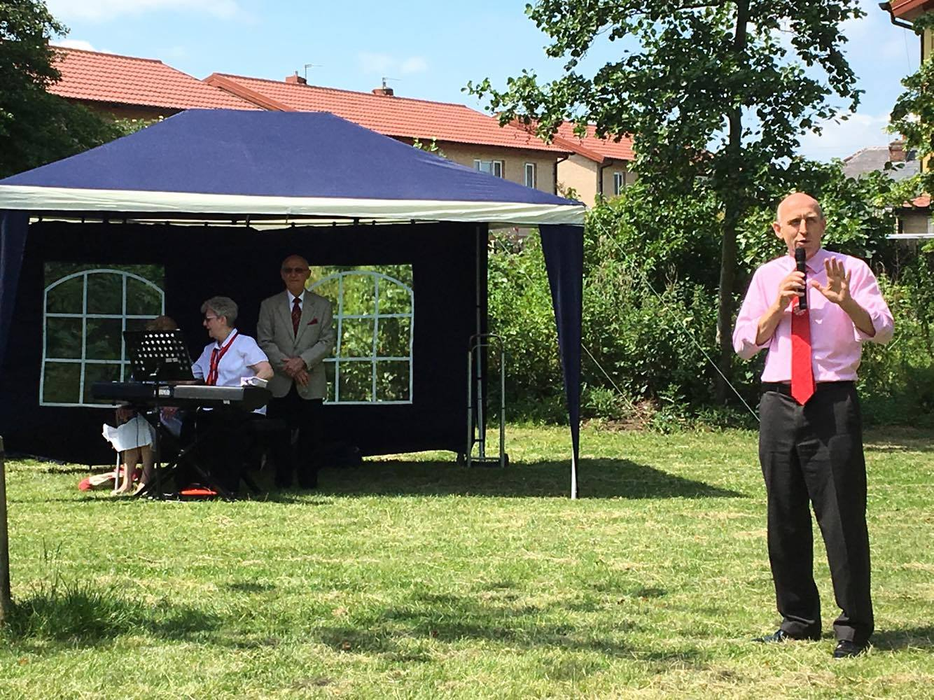Goldthorpe Bolton Big Local - The Great Get Together Picnic