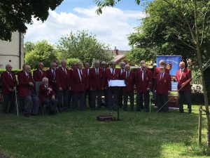 Thurnscoe Harmonic Male Voice Choir - The Great Get Together