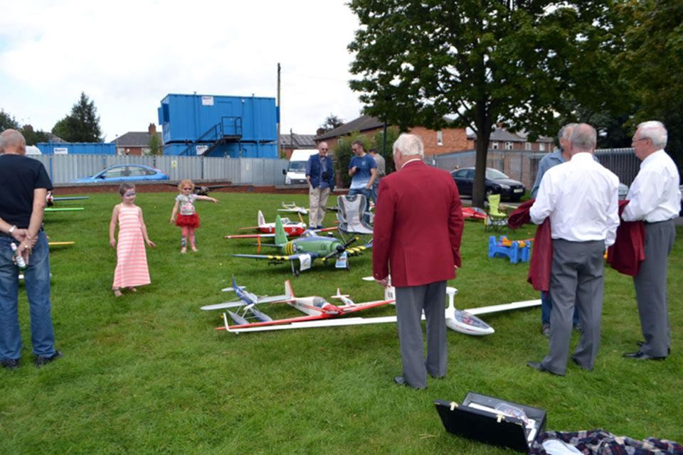 TheBarnsley Model Flying Club