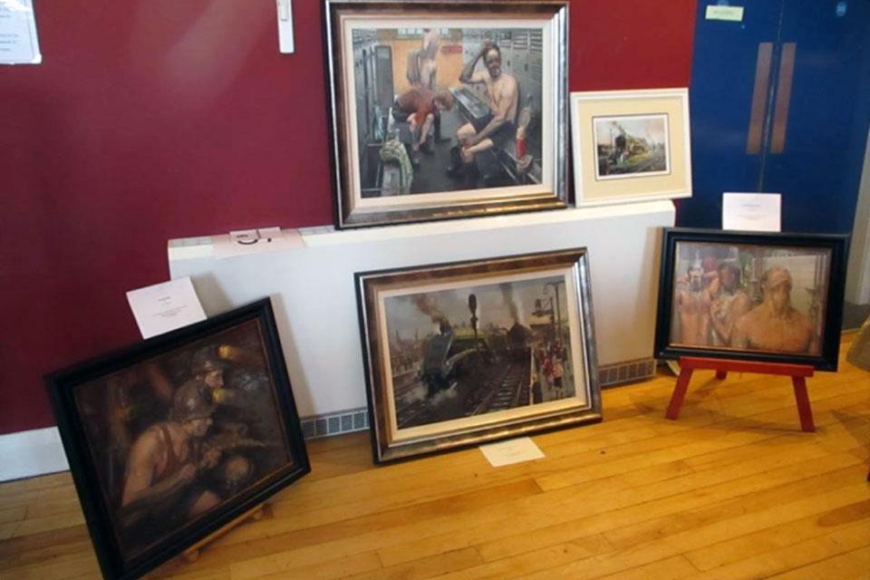 Dearne Community Art Exhibition