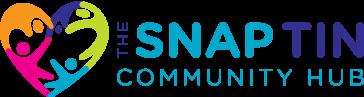 snap tin community hub logo
